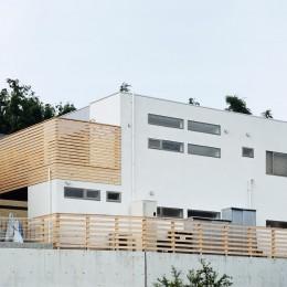 新羽町の家 (外観6)