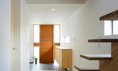 新羽町の家 (内観3)
