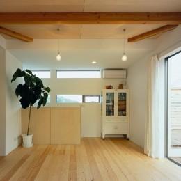 新羽町の家 (内観6)