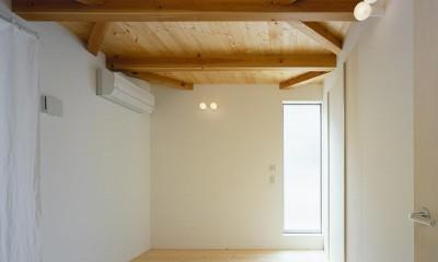 新羽町の家 (内観12)