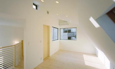 南雪谷の家 (内観7)