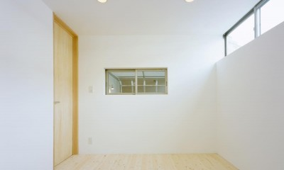 南雪谷の家 (内観10)