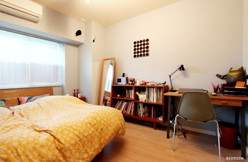 ユカMANIAの部屋 BEDROOM