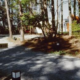 蓼科の山荘 (外観1)