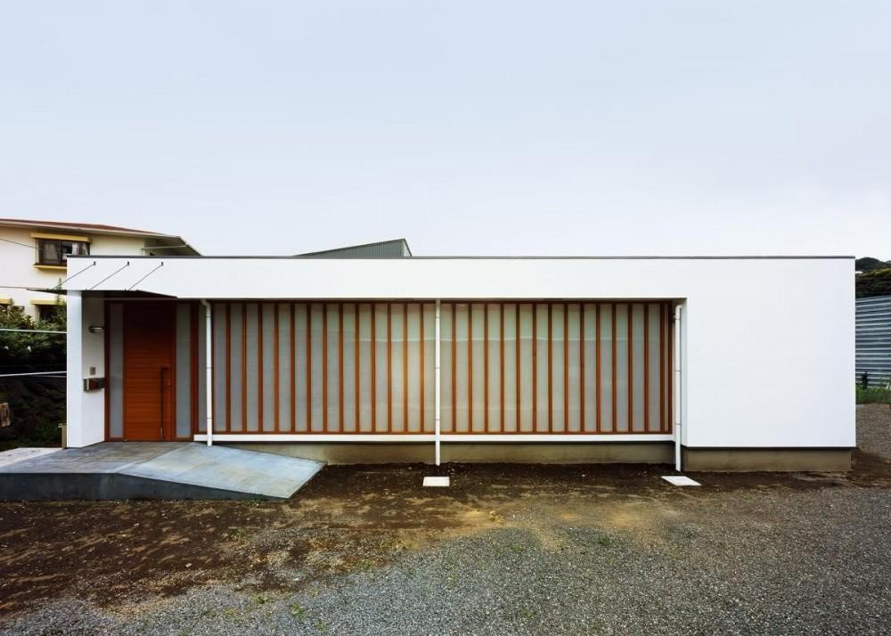 伊豆大島の家 (外観1)
