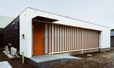 伊豆大島の家 (外観2)