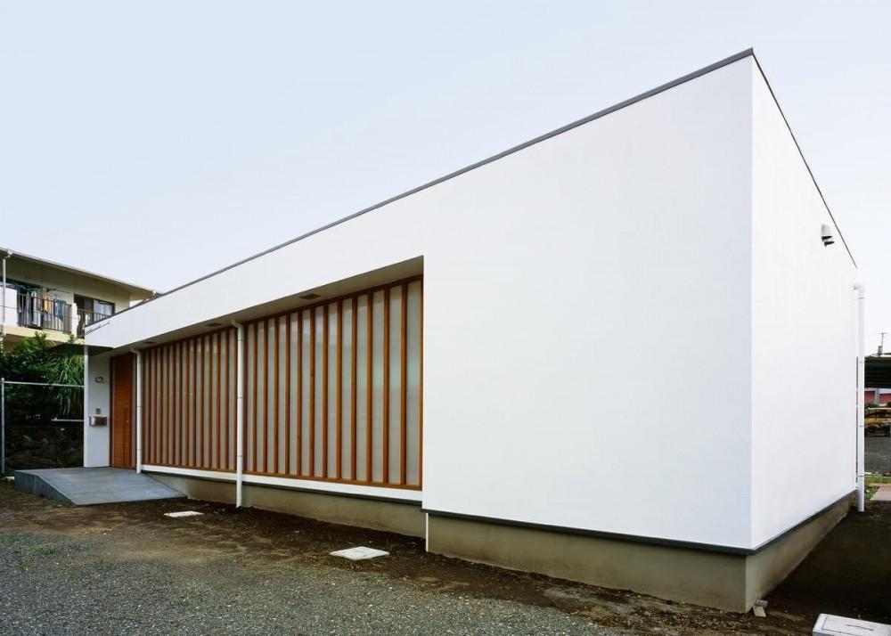 伊豆大島の家 (外観3)