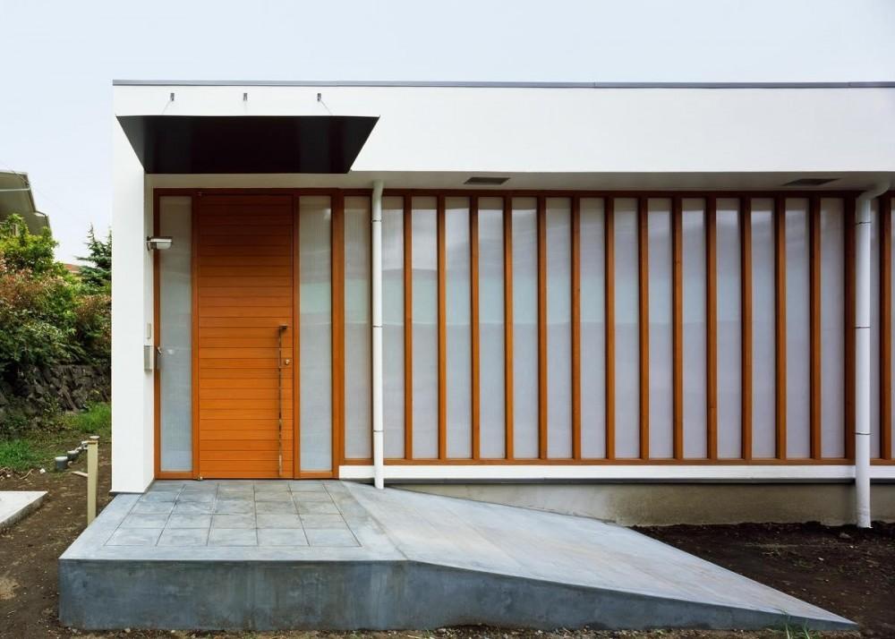 伊豆大島の家 (外観6)