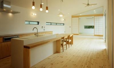 伊豆大島の家 (内観2)