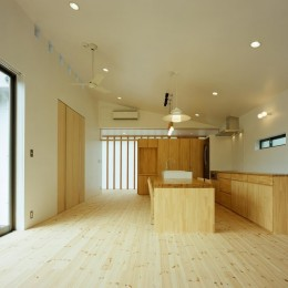 伊豆大島の家 (内観4)