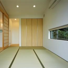 伊豆大島の家 (内観6)