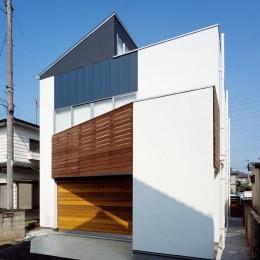 春日部の家 (外観3)