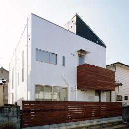 春日部の家 (外観5)