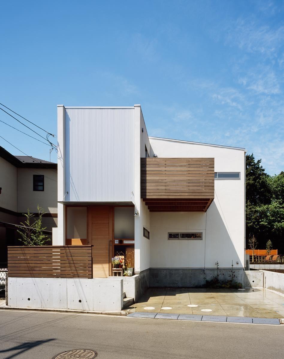 湘南台の家 (外観1)