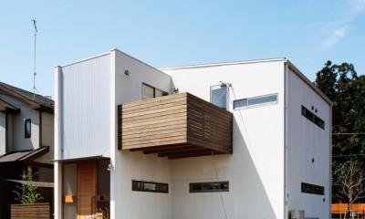 湘南台の家 (外観2)