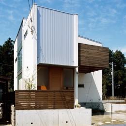 湘南台の家 (外観3)