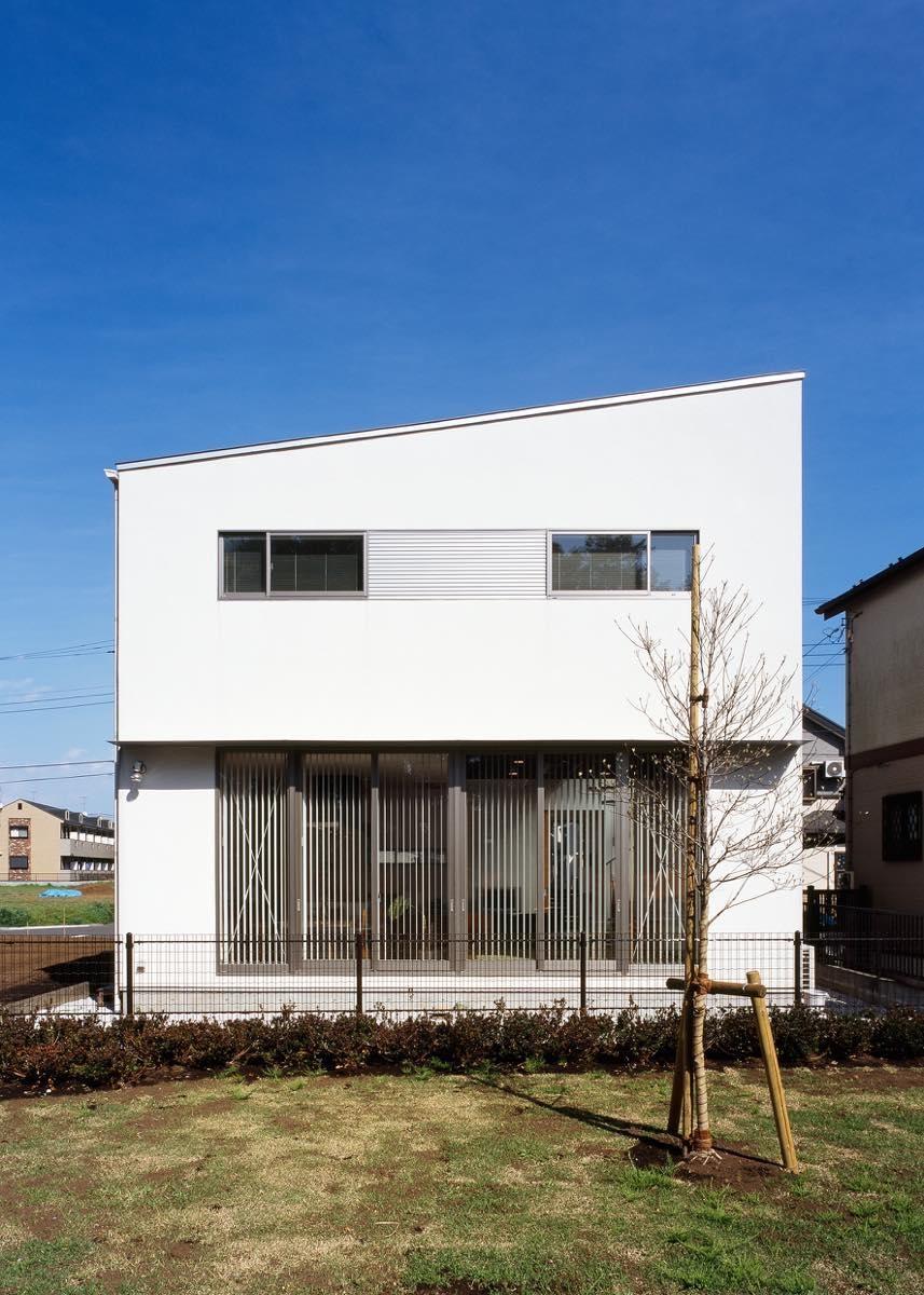 湘南台の家 (外観4)