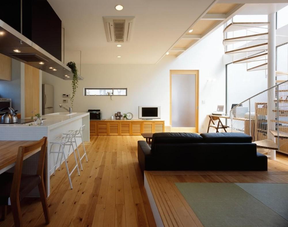 湘南台の家 (内観5)