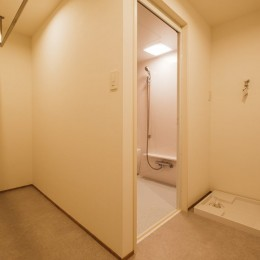 シンプルで良質な暮らし (浴室)