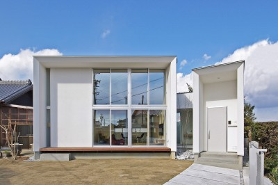 小島の家-kojima (外観)