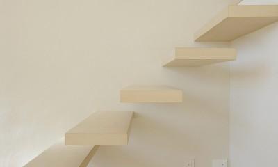 小島の家-kojima (階段)
