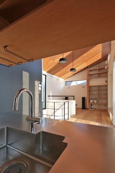 キッチン (東久留米の家)