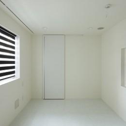 上丸子山王町の家 (洋室)
