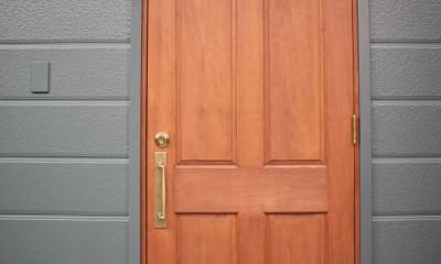 「ジャパニーズカントリー」 (玄関)