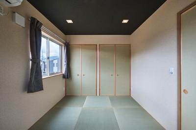和室 (アウトドアリビングでおもてなしをする家#京都亀岡市の別荘)