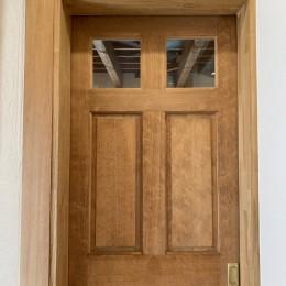 「ジャパニーズカントリー」 (ドア)