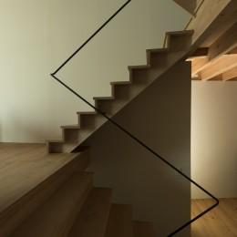 岡本の家 (岡本の家 階段)