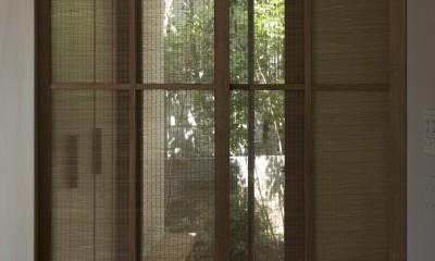 岡本の家 (岡本の家 玄関)