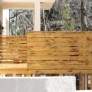 木と土の家