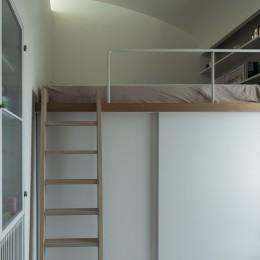 本駒込の家 (本駒込の家 寝室)