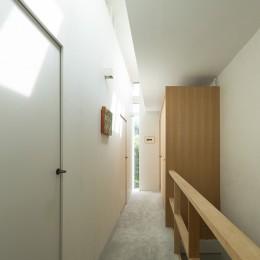 本駒込の家 (本駒込の家 廊下)