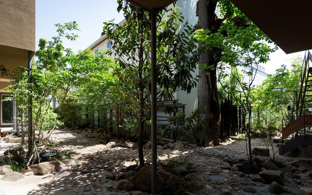 拳山荘 (拳山荘 前庭)