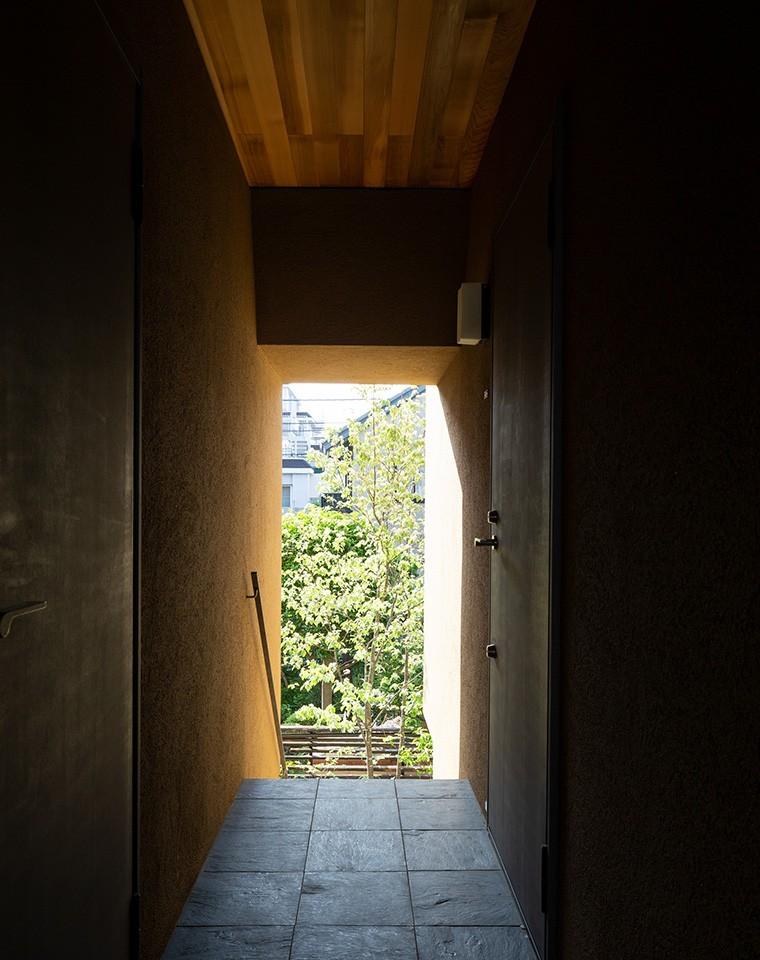 拳山荘 (拳山荘 廊下)