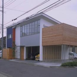 町田金森の家 (外観1)
