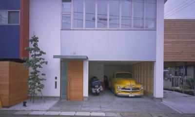 町田金森の家 (外観2)