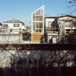 東雪谷の家