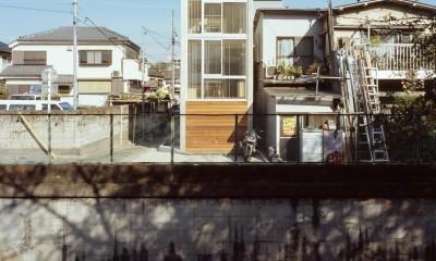 東雪谷の家 (外観2)