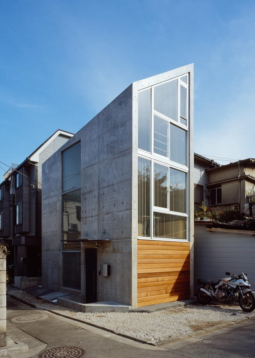 東雪谷の家 (外観4)