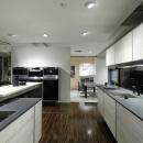 ポーゲンポール(キッチンメーカー)の住宅事例「ショールーム」
