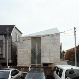 東雪谷の家 (外観5)