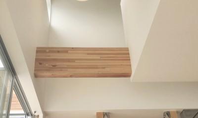 Landscape-house (リビング)
