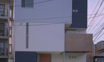 武蔵新城の家