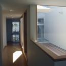 古川ビル / オーナー住戸付き事務所ビルの写真 屋上テラス