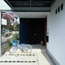 武蔵新城の家 (内観14)