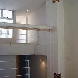 古川ビル / オーナー住戸付き事務所ビル (空気循環装置)