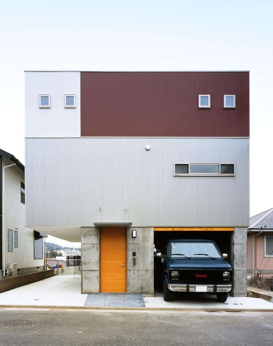 横須賀の家 (外観1)